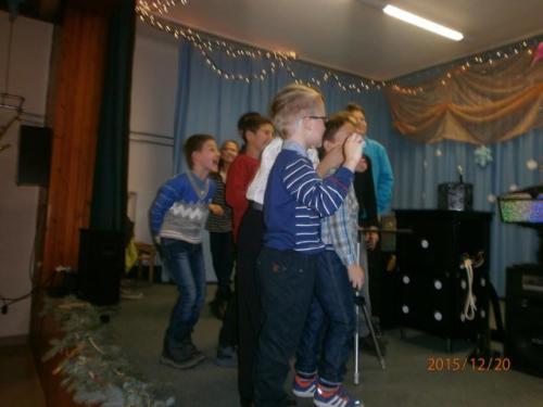 Adventi gyertyagyújtás és ünnepség