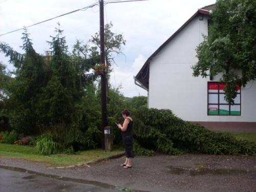 Vihar utáni csend
